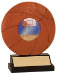 Basketball Motion Resin Trophy Basketball Trophy Awards