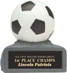 Soccer - Colored Resin Trophy Colored Resin Trophy Awards