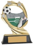Soccer Cosmic Resin Trophy Cosmic Resin Trophy Awards
