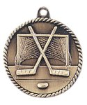 High Relief Hockey Medal Hockey Trophy Awards