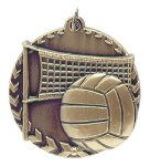 Millennium Volleyball Medal Volleyball Trophy Awards